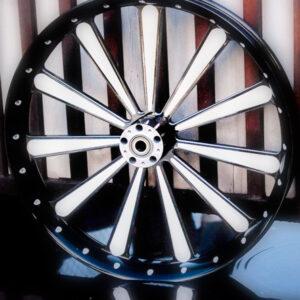 Cerchio Eliptical Black VB Components SMT 30″X4″